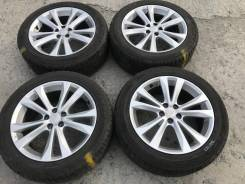 225/50 R17 Goodyear Eagle LS Exe литые диски 5х100 (L31-1712)