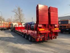 Политранс ТСП 94183. Трал 40 тон с гидротрапами, 40 000кг.