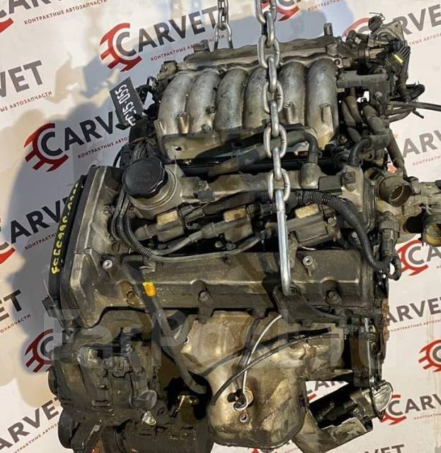 Двигатель G6CU Kia Opirus 3.5 V6 203 л. с. б/у