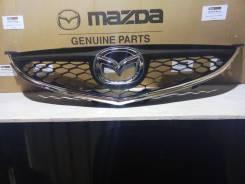 Решетка радиатора Mazda 6 (GH) 2010-2012
