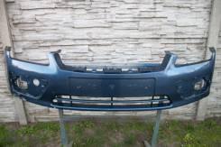 Бампер передний для Ford Focus II 2005-2008 4M5117757B