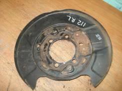 Щит опорный задний левый (пыльник тормозного диска) Nissan Teana J32 (2008-2013), 440308J010