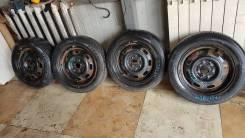 Комплект колес 175/65R14 диски 4/100R14