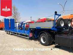 Политранс ТСП 94183. Трал 40 тон с гидротрапами в Южно-Сахалинске, 40 000кг.