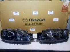 Фары левая и правая Mazda CX-7 2007-2012 ксенон