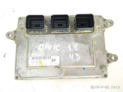 Блок управления двигателем Honda Civic 1.8 16V R18A АКПП