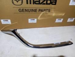 Молдинг решетки радиатора правый Mazda 6 (GJ) рест