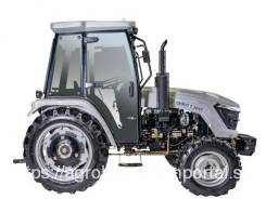 Скаут. Мини-трактор T-504С с кабиной +ПСМ, 50,00л.с.