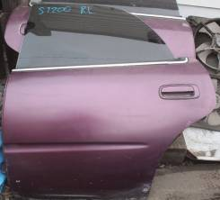 Дверь задняя левая Toyota Carina ED ST200
