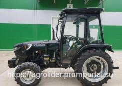 Xingtai. Мини-трактор XT-504С с кабиной, 50,00л.с. Под заказ