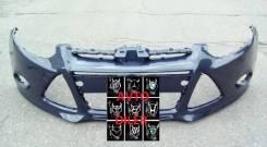 Бампер передний Ford Focus 3 1819009 1818681 Blazer BLUE 8CWA
