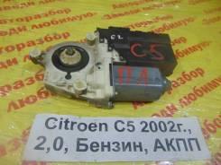 Моторчик стеклоподъемника Citroen C5 Citroen C5 2002, левый передний