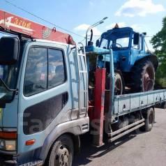Эвакуатор с краном 24/7, грузовик с манипулятором по доступным ценам