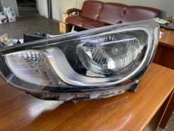 Hyundai Accent Фара левая