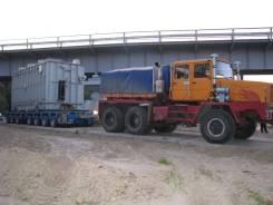 Faun. Трактор, 550 л.с.