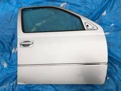 Дверь передняя правая серая(1с5) Toyota Vista Ardeo SV55 77000km