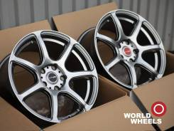 "Work Emotion T7R. 8.0x17"", 5x114.30, ET38, ЦО 73,1 мм."