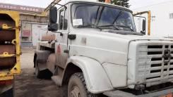 Кузполимермаш АЦТ-8М-431. Автоцистерна газовоз АЦТ-8М на шасси ЗИЛ, В г. Ульяновске, 6 000куб. см., 3 540кг., 4x2. Под заказ