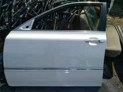Дверь передняя левая-2004г Toyota Crown GRS182 3Grfse