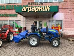 Чувашпиллер Русич Т-244. Мини-трактор Русич Т-244 4х4 ГУР гарантия 1 год в Омске, 28 л.с.