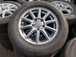 "Летние колёса Bridgestone Nextry 205/65R15. 6.0x15"" 5x114.30 ET50 ЦО 73,1мм."
