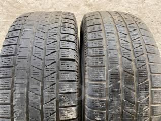 Pirelli Scorpion Ice&Snow. зимние, без шипов, б/у, износ 40%
