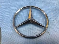 Эмблема Mercedes R-Class, S-Class, CL-Class 2006 [2517580058A2517580058], задняя