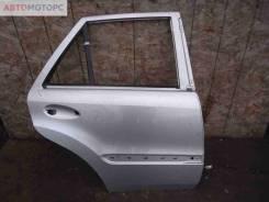 Дверь Задняя Правая Mercedes M-Klasse (W164) 2005 - 2011 (Джип)