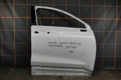 Дверь передняя правая - Hyundai Santa Fe 4