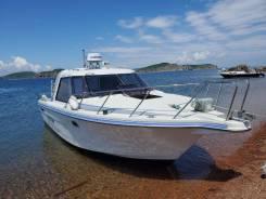Аренда комфортабельного катера, широкий , вместимый, теплый, рыбалка. 8 человек, 60км/ч
