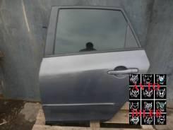 Дверь задняя левая Mazda 3 Хэтчбек 03-08 bpyk7302X