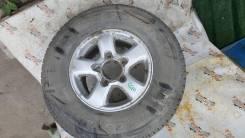№0293. Запасное колесо 275/70R16 Bridgestone Dueler H/T