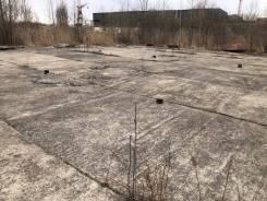 Аренда. Сдам бетонную площадку для вольера с животными - 400 кв. м.
