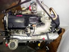 Двигатель 1HD Toyota Land Cruiser контрактный оригинал