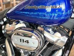 Harley-Davidson Fat Boy S FLSTFBS. 1 868куб. см., исправен, птс, без пробега