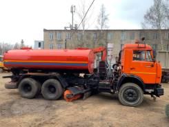 KDM ЭД-405. КДМ ЭД-405, Камаз-53215-15, 2007г., 10 850куб. см.