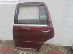 Дверь задняя левая Lincoln Navigator II 2002 - 2006