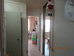 3-комнатная, улица Молодёжная 11. Ванинский, частное лицо, 59,9кв.м.