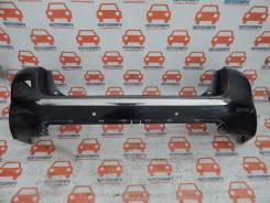Бампер задний Toyota Highlander 2010-2013 оригинал