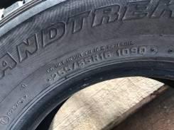 Bridgestone. летние, 2018 год, б/у, износ 40%