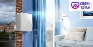 Дышите чистым воздухом с Бризер TION! Бытовая приточная вентиляция.