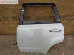 Дверь задняя левая Subaru Forester III (SH) 2007 - 2012 (Джип)