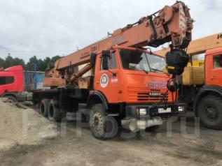 Юрмаш Юргинец КС-55722-2. Продам Автокран 55722-2, 20,50м.
