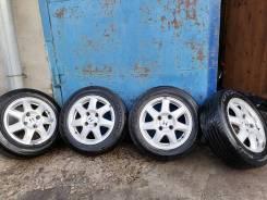 Продам колёса 4.114.3 на 15
