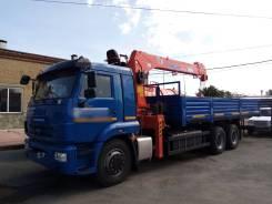 Kanglim KS1256G-II. КамАЗ 65117 с КМУ - ., 6x4