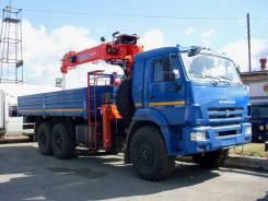 Kanglim KS1256G-II. Продается бортовой с кму Kanglim 1256 на шасси Камаз 43118, 12 000куб. см., 10 000кг., 6x6