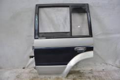 Дверь задняя левая Mitsubishi Pajero V46WG, 4M40, 1994 г.