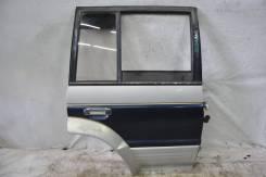 Дверь задняя правая Mitsubishi Pajero V46WG, 4M40, 1994 г.