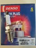 Свеча зажигания Denso K16PRU11. Замена !
