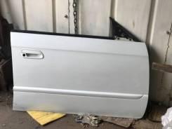 Дверь передняя правая Subaru Legacy BE5 BH5 BEE B4 белого цвета 51E